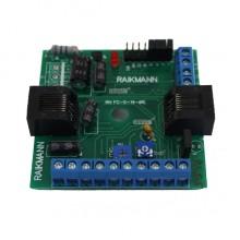 Этажный контроллер RN-FC6