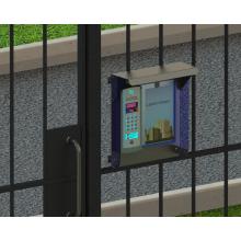 Портал для внешней установки панелей RAIKMANN