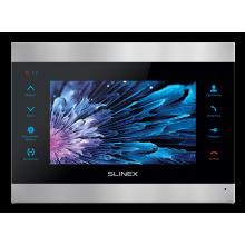Видеодомофон Slinex SL-07M (Silver+White, Silver+Black)